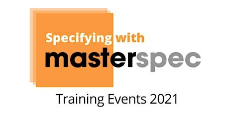 Masterspec 101  - Wellington - Thursday 26th August 2021 tickets
