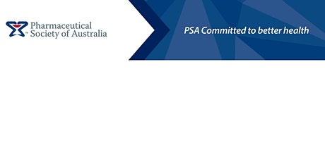 PSA Early Career Pharmacists and Dietitians Workshop tickets