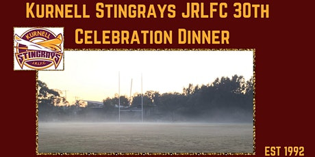 Kurnell Stingrays JRLFC 30th Anniversary tickets