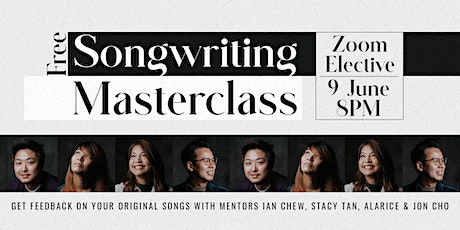 Public Elective: Songwriting Masterclass tickets
