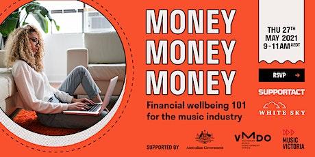 Networking Breakfasts - Financial Wellbeing tickets