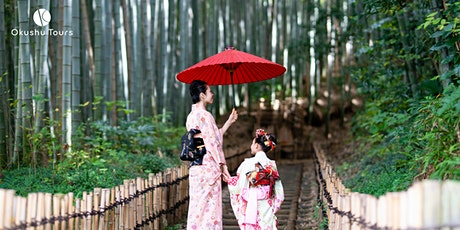 Virtual LIVE tour to Kyoto JAPAN(With English speaking guide) NEW dates tickets