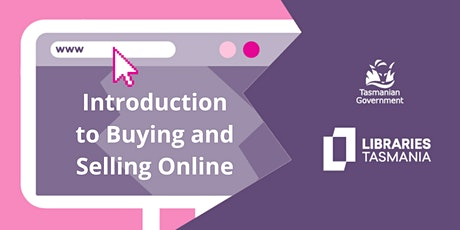 Introduction to Buying and Selling Online @George Town Library tickets