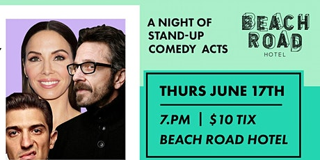 Beachy Comedy Night tickets