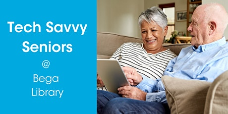 Introduction to iPads @ Bega Library tickets