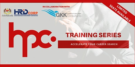 HPC TRAINING SERIES - Accelerate Your Career Search tickets