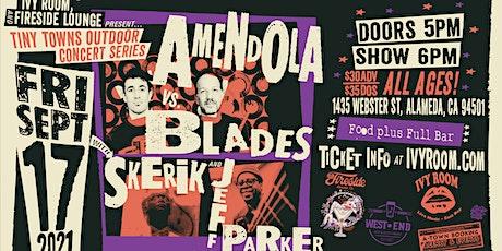 Amendola vs. Blades w/ Jeff Parker + Skerik tickets
