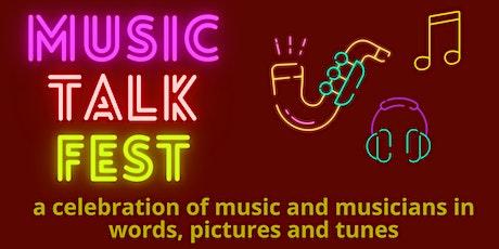 Music Talk Fest tickets
