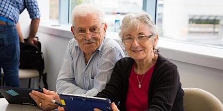 Tech Savvy Seniors Workshop: Introduction to iPhones -Harrington tickets