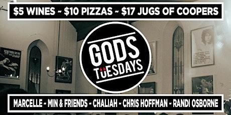 Gods Tuesdays - June 22nd tickets