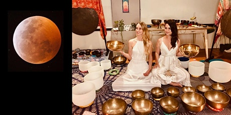 Supermoon Eclipse Sound Healing - Bondi tickets