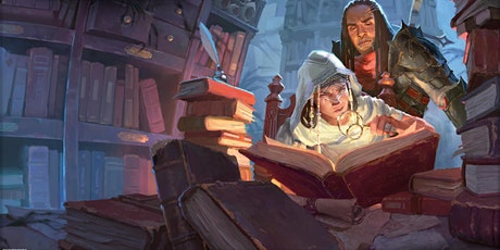 Dungeons & Dragons: Swords & Sorcery - Aldinga Library tickets