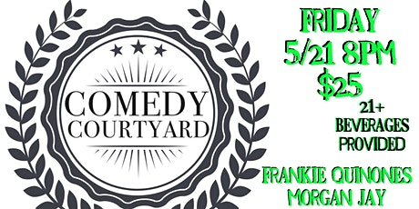 Comedy Courtyard at The Weed Cellars tickets