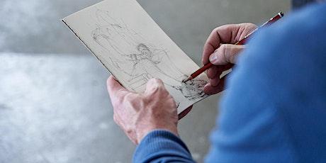 blind conTOUR with artist Fran Callen tickets