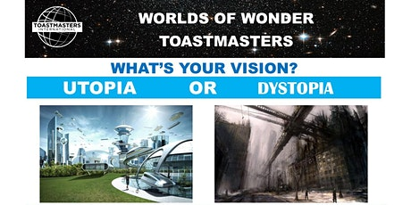 Science Fiction and Fantasy Toastmasters tickets