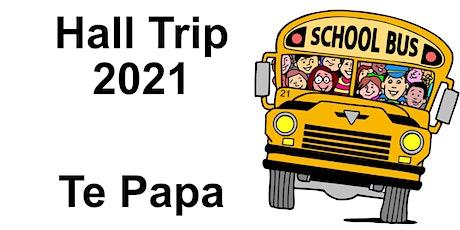 Te Papa trip, Tararua/Ruahine 2021 tickets