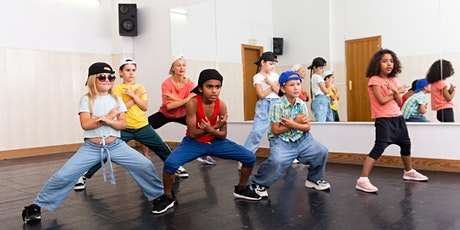 Hip Hop Workshop (5 to12 years) at Epping Library tickets