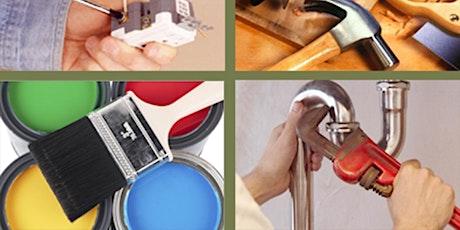 Basic Home Maintenance tickets