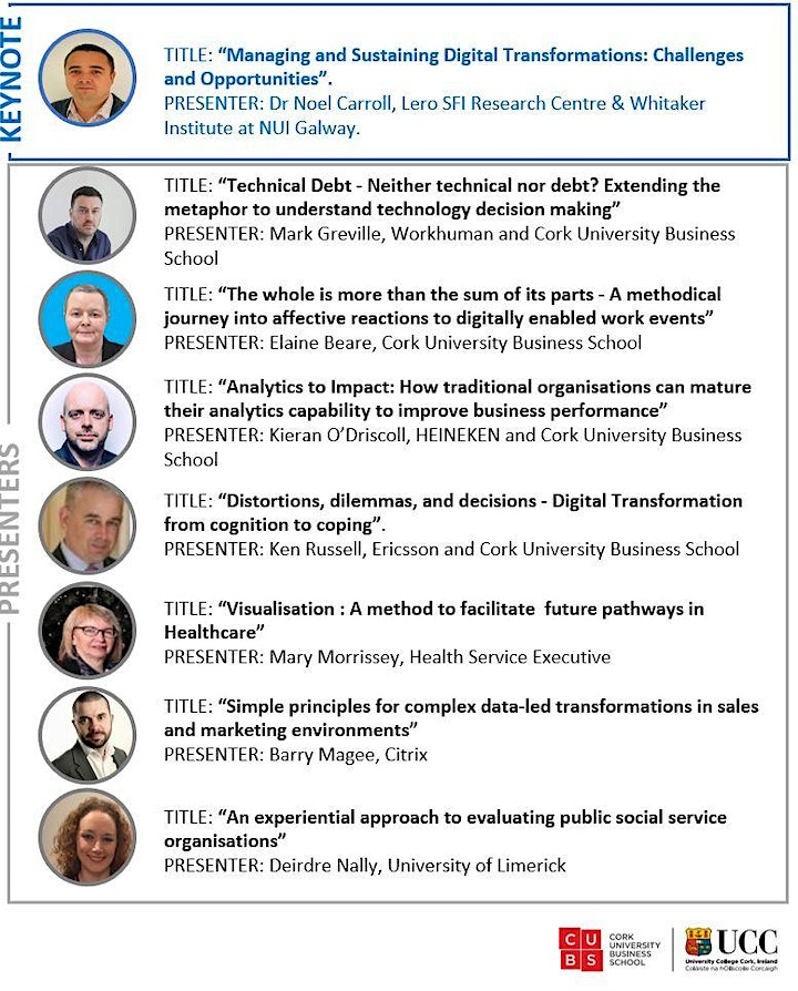 MiniConf - Best of Digital Transformation Practitioner Research 2021 image