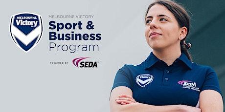 Melbourne Victory Sport & Business Program Information Session tickets
