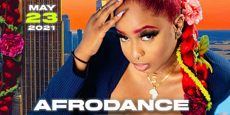 Afro DANCE WITH SAYRAH NEW YORK tickets