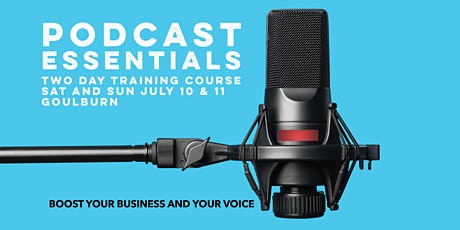 Podcast Essentials - 2 Day Training Course tickets