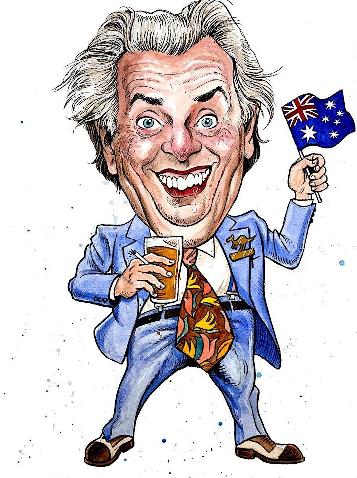 Meet Award-Winning Cartoonist and Caricaturist, Steve Panozzo image