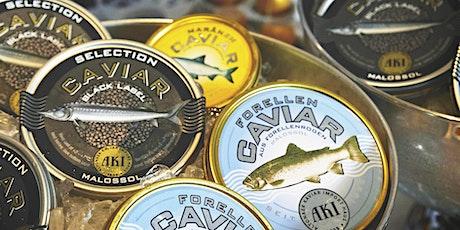 Online-Kaviar-Tasting mit dem FEINSCHMECKER Tickets