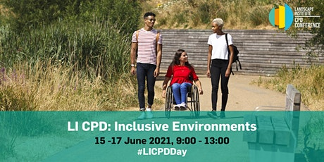 LI CPD Conference: Inclusive Environments tickets