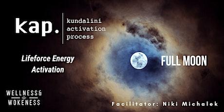 KAP - Kundalini Activation Process (Full Moon) | Mt Lawley tickets