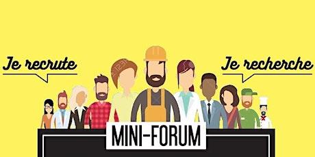 Forum emploi Belle Isle en Terre billets