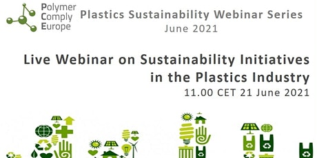 PCE Live Webinar on Sustainability Initiatives in the Plastics Industry tickets