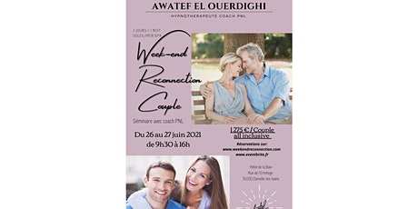 Week-end reconnections couple billets