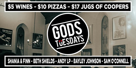 Gods Tuesdays - June 15th tickets