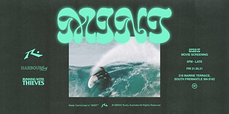 Running with Thieves  x Harbour Surf present Rusty's  film 'Mint' tickets