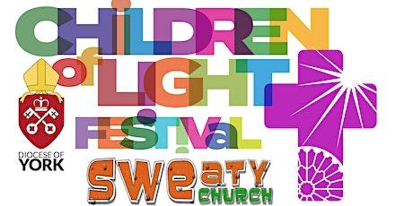Children of Light Festival - Sweaty Church Training tickets