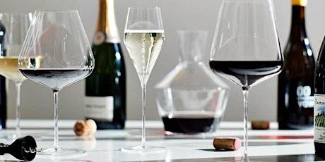 Wine Tasting Fundraiser tickets