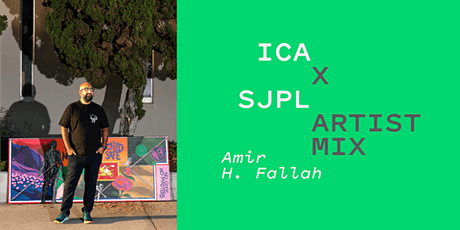 Artist Mix: In Conversation w/ Artist Amir H. Fallah tickets