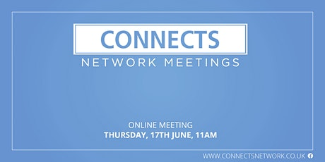 Connects Network Meeting - June 2021 tickets