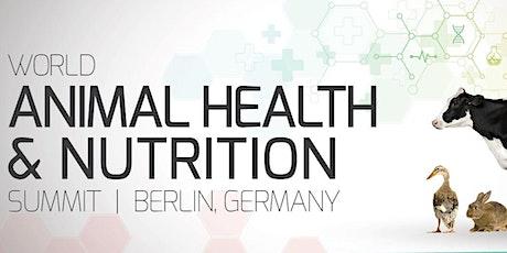 Animal Health & Nutrition Summit entradas