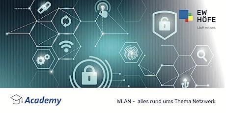 WLAN - Rund ums Thema Netzwerk tickets