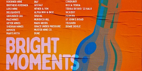 BRIGHT MOMENTS - AUTUMN EDITION tickets