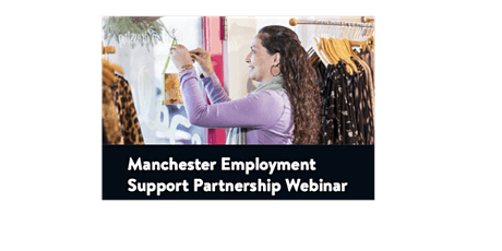 Employment Support Webinar tickets