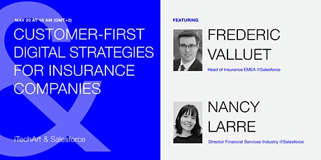 Ensuring success: Customer-first digital strategies for insurance companies tickets