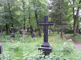 Führung Der Russisch-Orthodoxe Friedhof in Berlin tickets