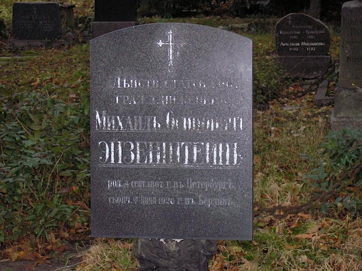 Führung Der Russisch-Orthodoxe Friedhof in Berlin: Bild