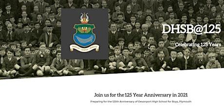 DHSB 125 Anniversary tickets