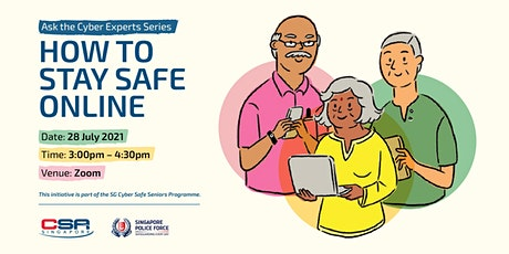 How to Stay Safe Online | Time of Your Life tickets