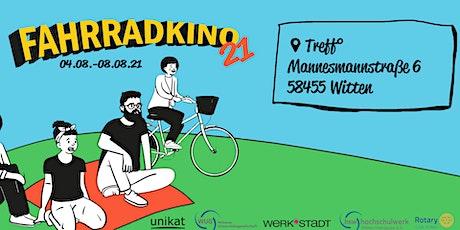 Fahrradkino21 Tickets