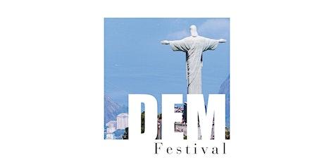DEM Festival TEST biglietti
